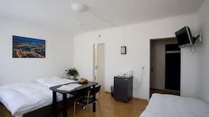 Biancheria da letto ipoallergenica, minibar, una cassaforte in camera