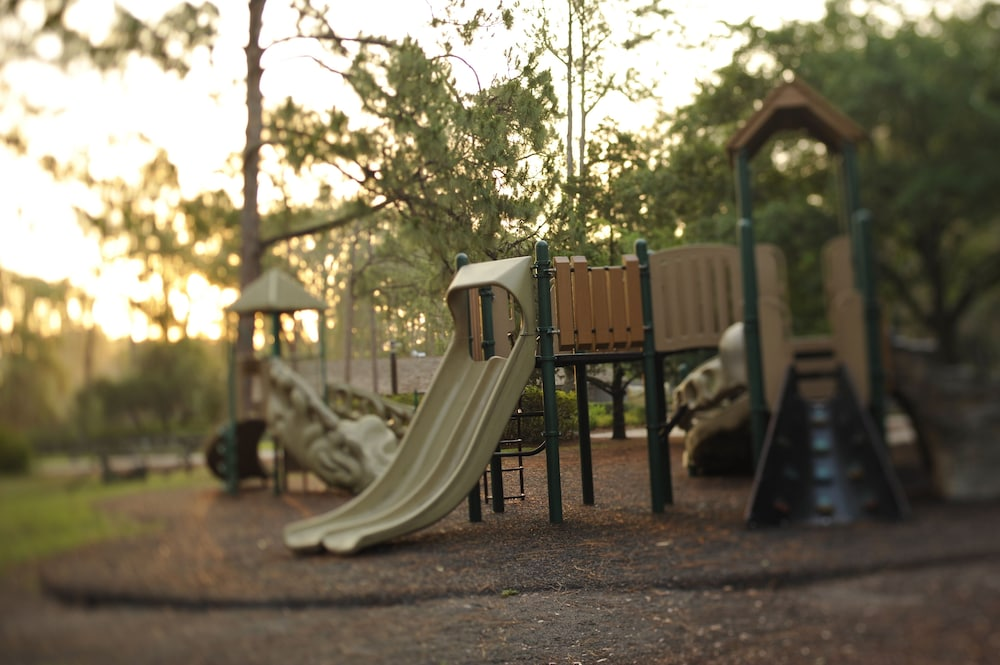 Children's Play Area - Outdoor, The Cabins at Disney's Fort Wilderness Resort
