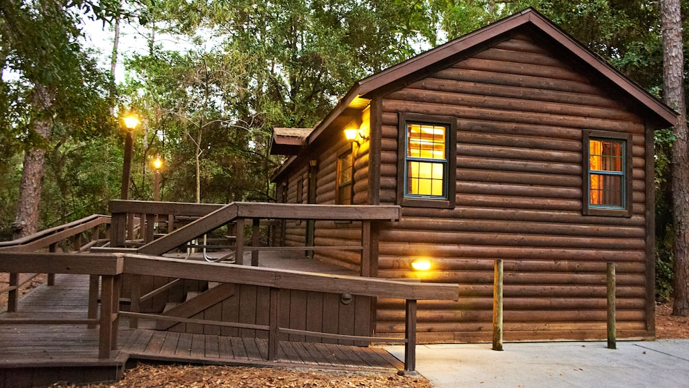 Exterior, The Cabins at Disney's Fort Wilderness Resort