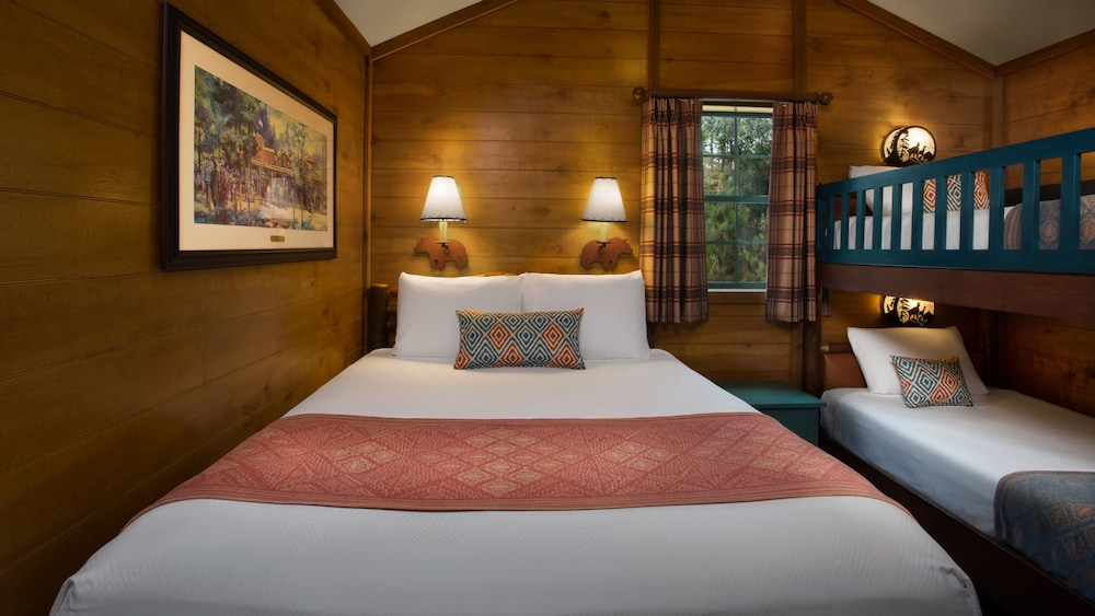 Room, The Cabins at Disney's Fort Wilderness Resort