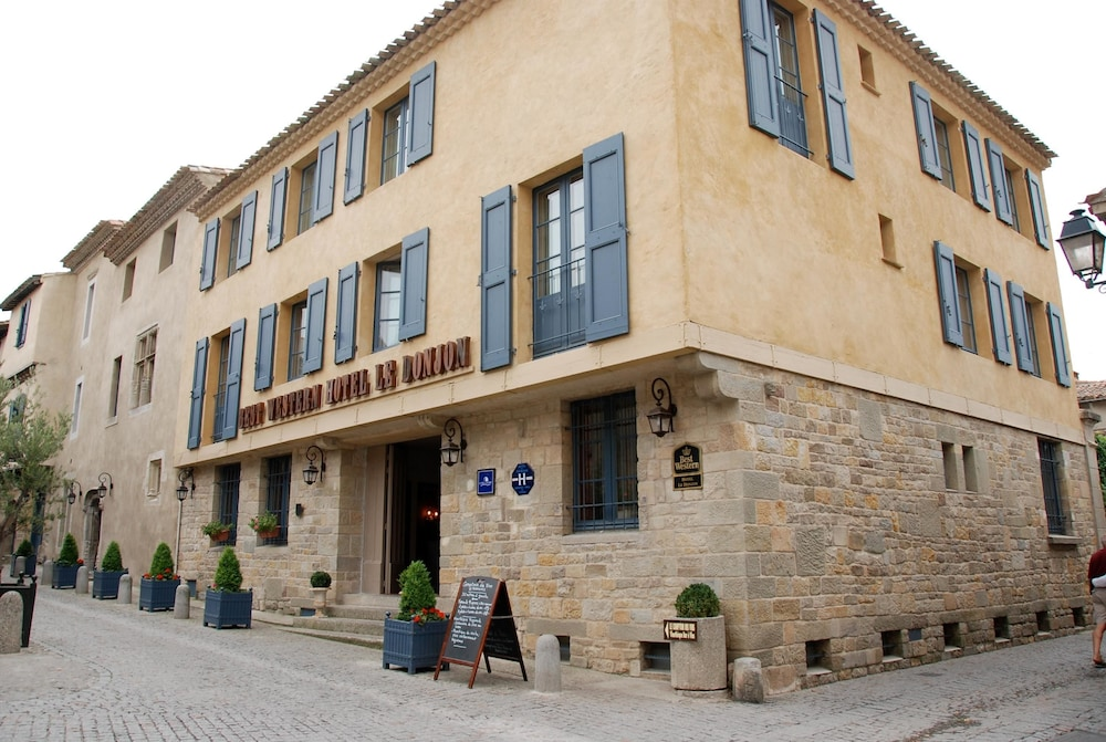 Best western le donjon reviews photos rates for Hotels carcassonne