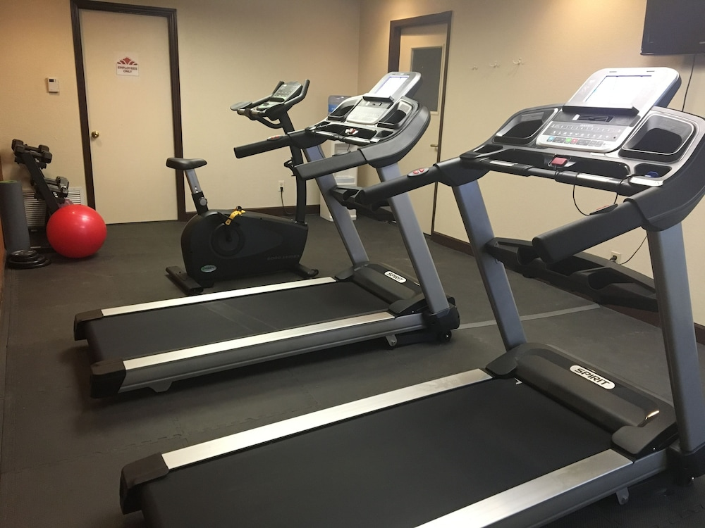 Fitness Facility, Hawthorn Suites by Wyndham Grand Rapids, MI