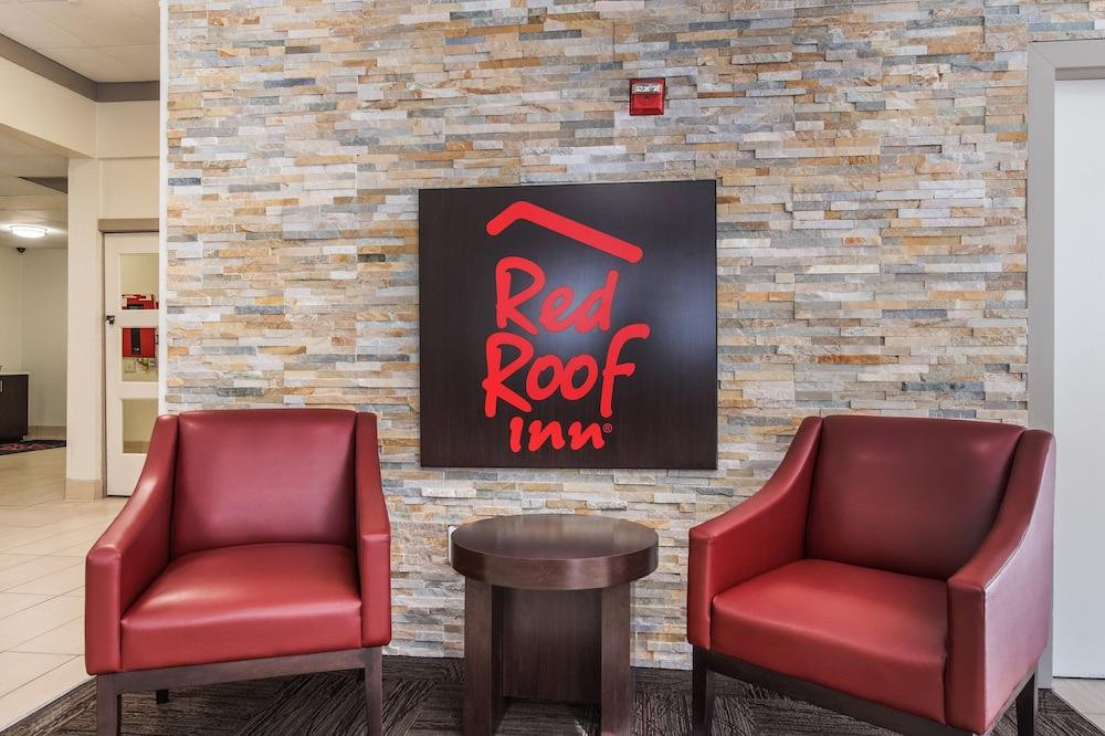 Lobby, Red Roof Inn Seattle Airport - SEATAC