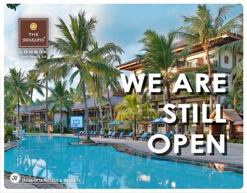 The Jayakarta Lombok Hotel & Spa