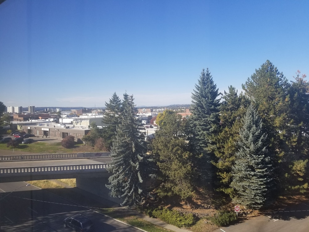 View from Room, Ramada by Wyndham Downtown Spokane