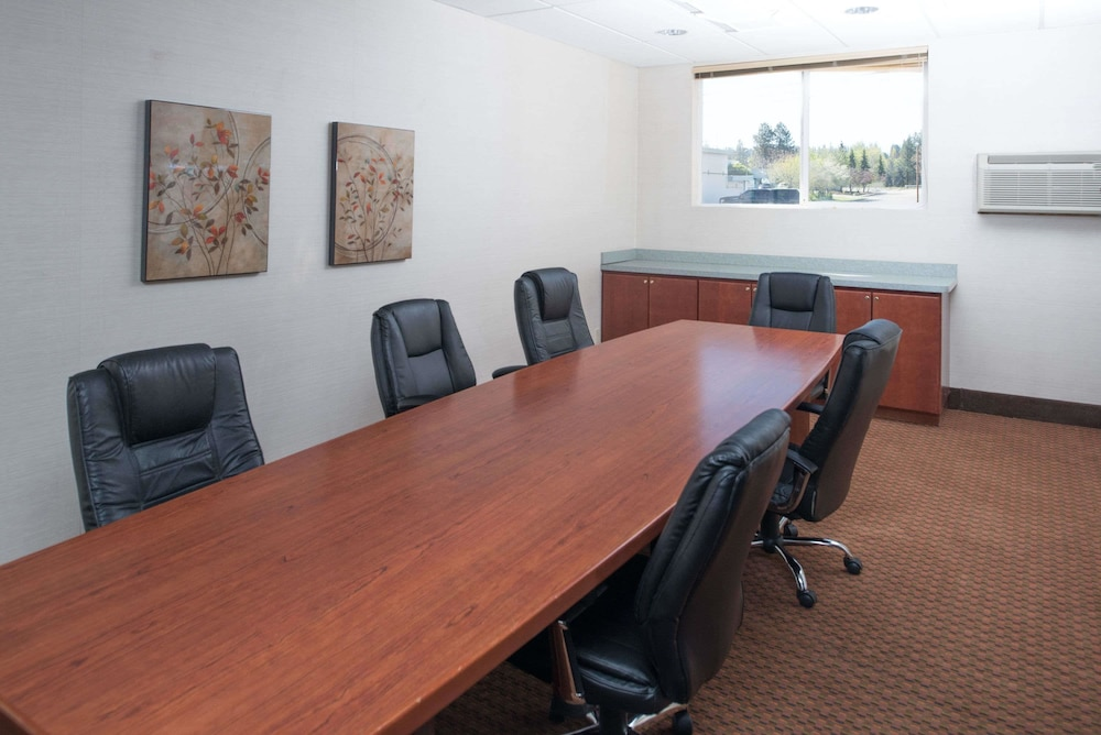 Meeting Facility, Ramada by Wyndham Downtown Spokane