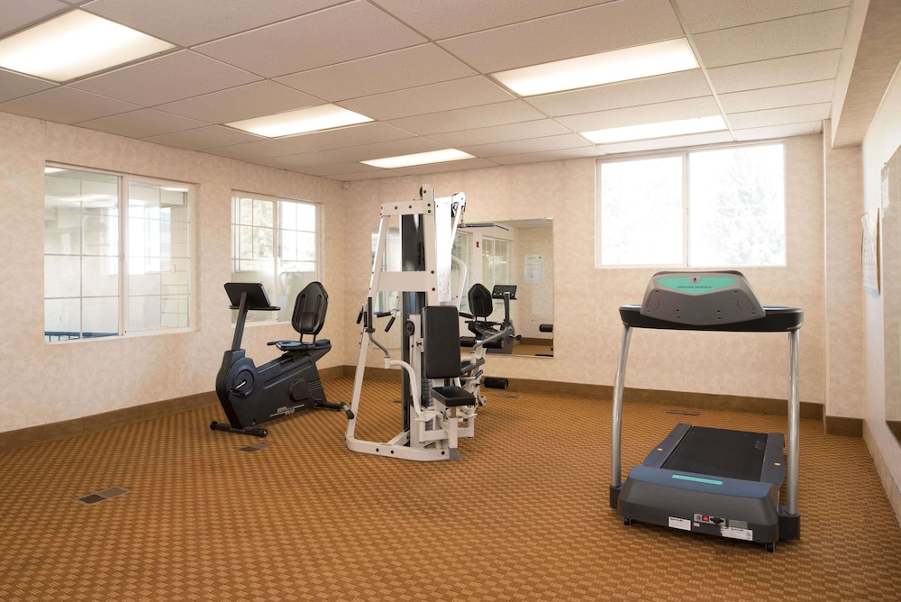 Fitness Facility, Ramada by Wyndham Downtown Spokane