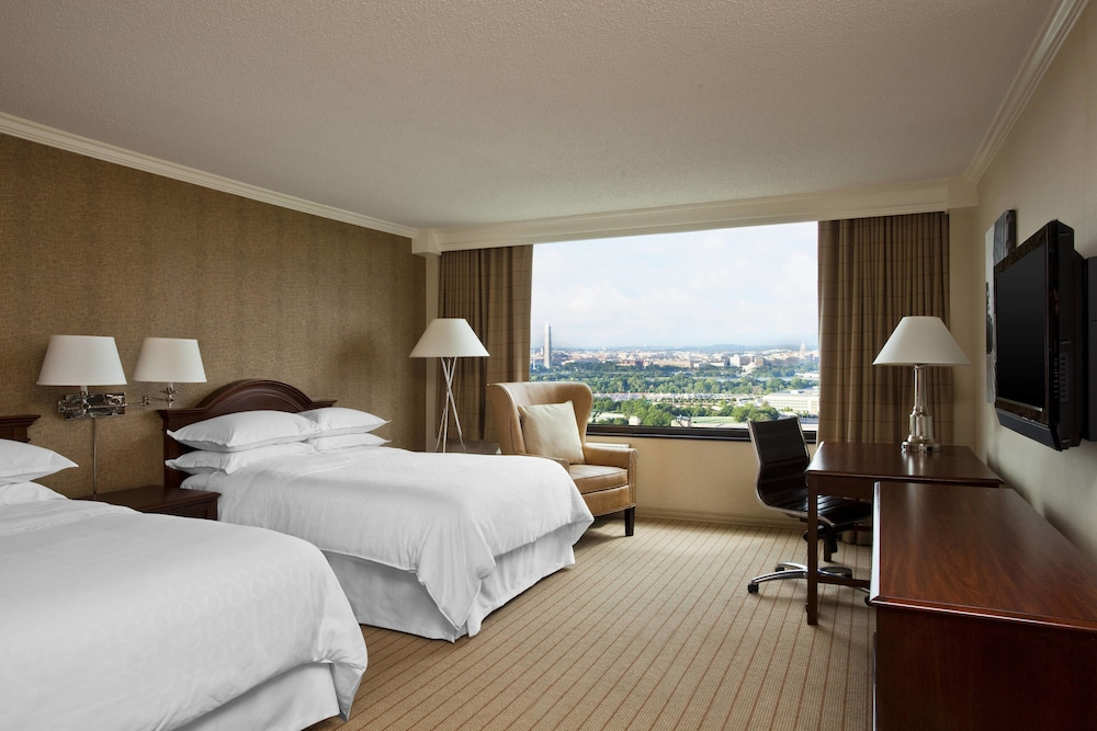 Room, Sheraton Pentagon City Hotel