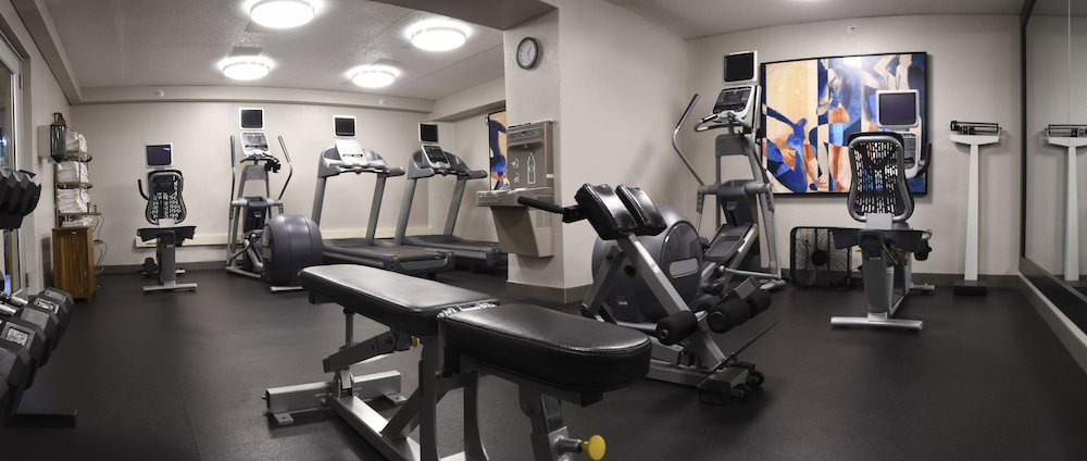 Fitness Facility, Holiday Inn Fargo