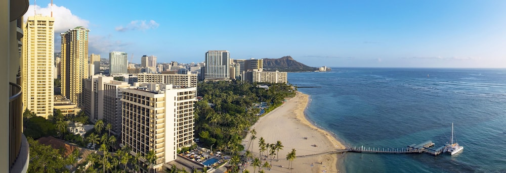 View from Property, Grand Waikikian by Hilton Grand Vacations