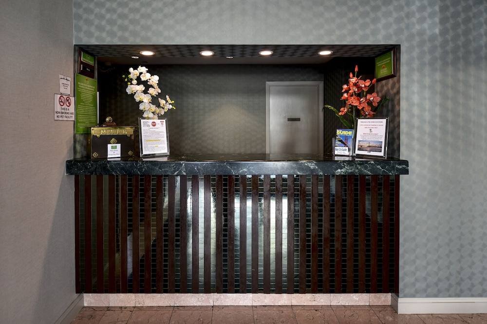 Check-in/Check-out Kiosk, City Center Inn & Suites