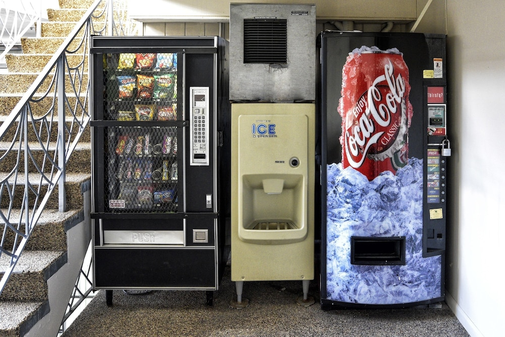 Vending Machine, City Center Inn & Suites