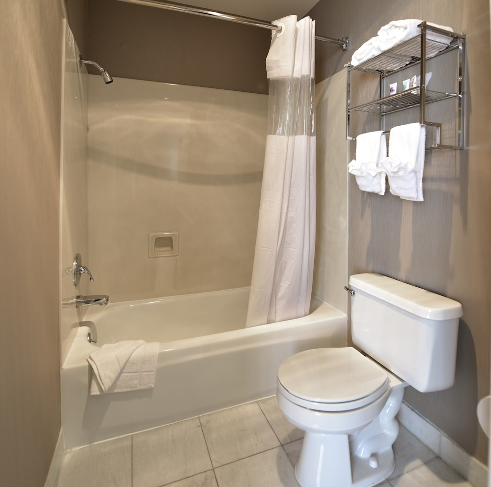 Bathroom, City Center Inn & Suites