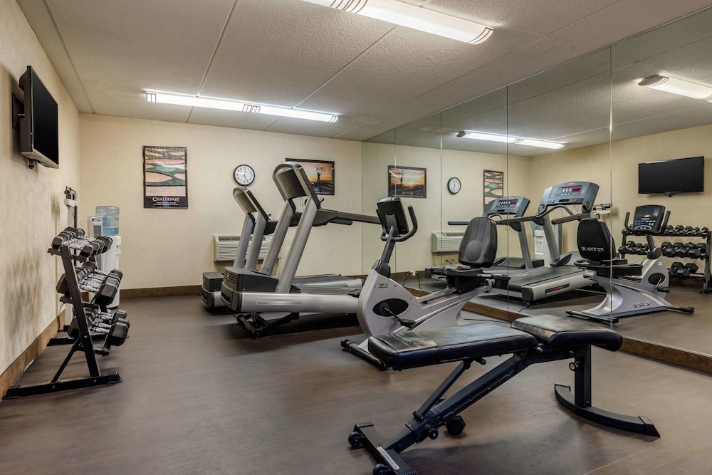 Fitness Facility, Comfort Inn Arlington Heights-OHare Airport
