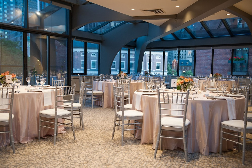 Indoor Wedding, The Bostonian Boston