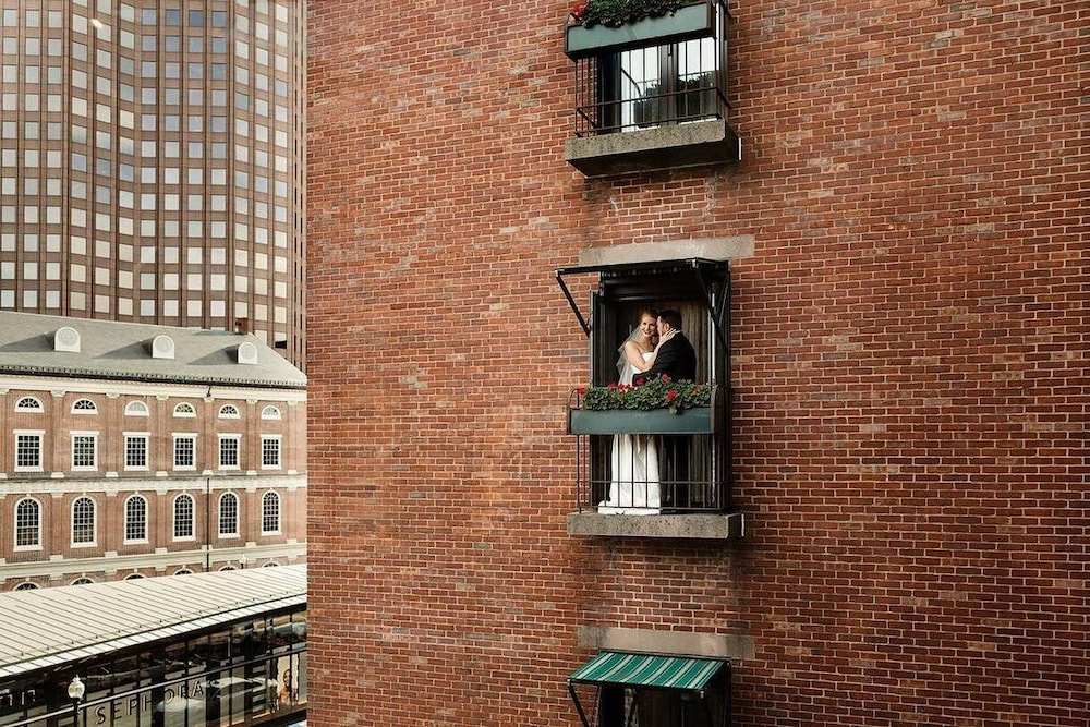 Balcony, The Bostonian Boston
