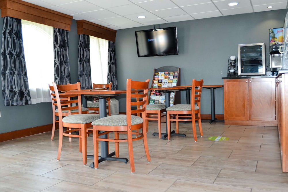Breakfast Area, SureStay Hotel by Best Western Bowling Green North