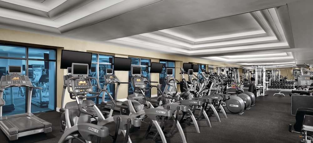 Fitness Facility, Luxor Hotel and Casino