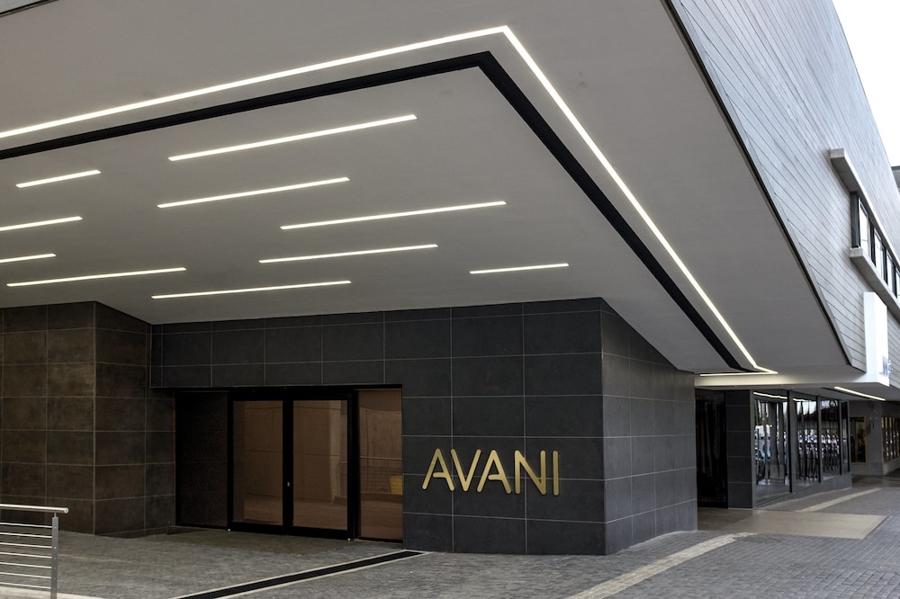 Property Entrance, Avani Windhoek Hotel & Casino