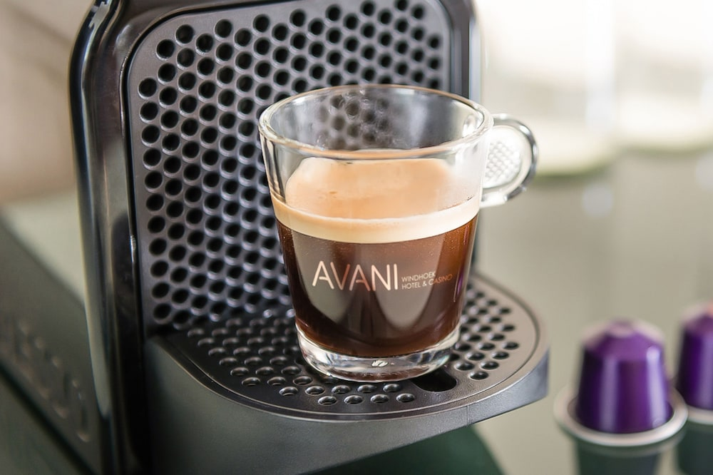 Coffee and/or Coffee Maker, Avani Windhoek Hotel & Casino