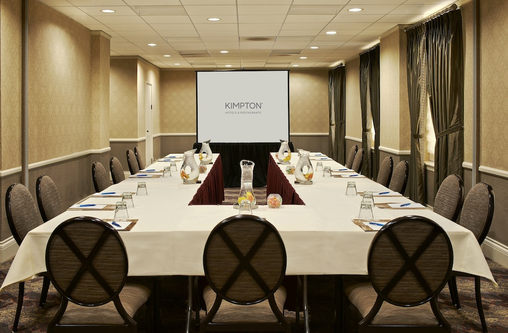 Meeting Facility, Kimpton Sir Francis Drake Hotel