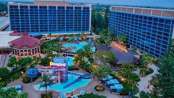 カリフォルニアのディズニーランド・リゾートに行くのにおすすめなホテル