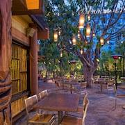 Repas à l'extérieur