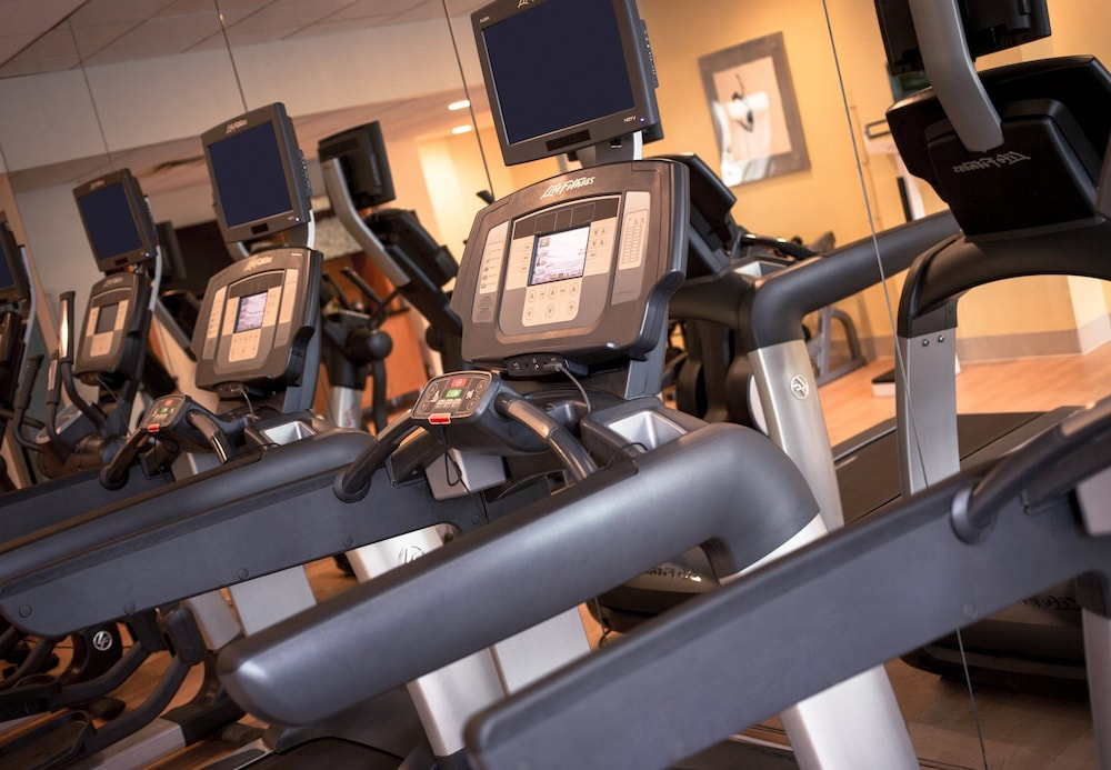Fitness Facility, Detroit Marriott Southfield