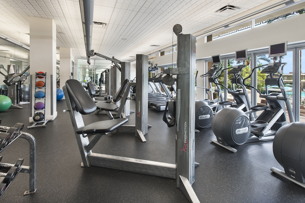 Fitness Facility, Hotel Valley Ho