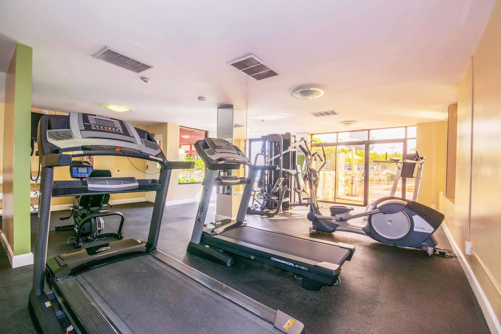 Fitness Facility, Oakland Airport Executive Hotel