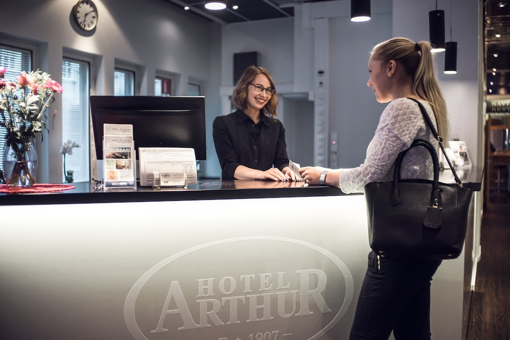 Featured Image, Hotel Arthur