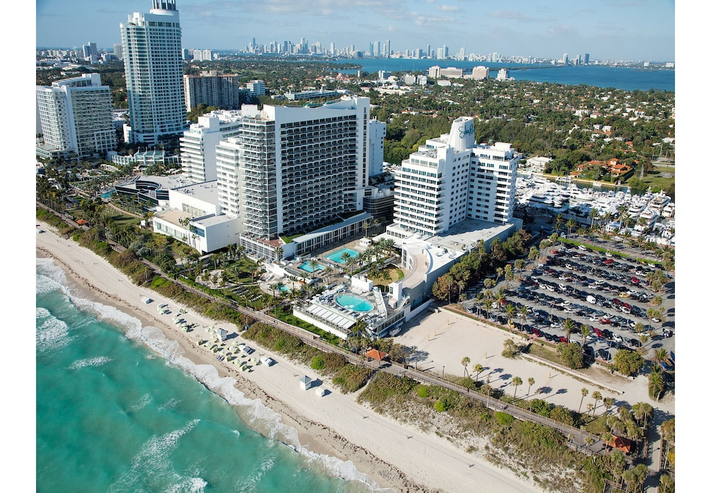 Aerial View, Eden Roc Miami Beach