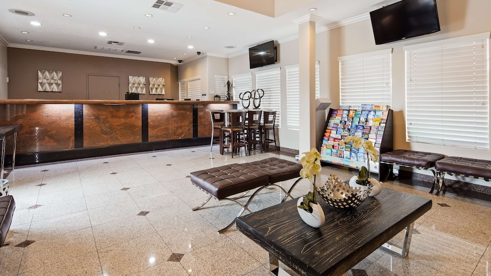 Lobby, Best Western Airpark Hotel-Los Angeles LAX Airport