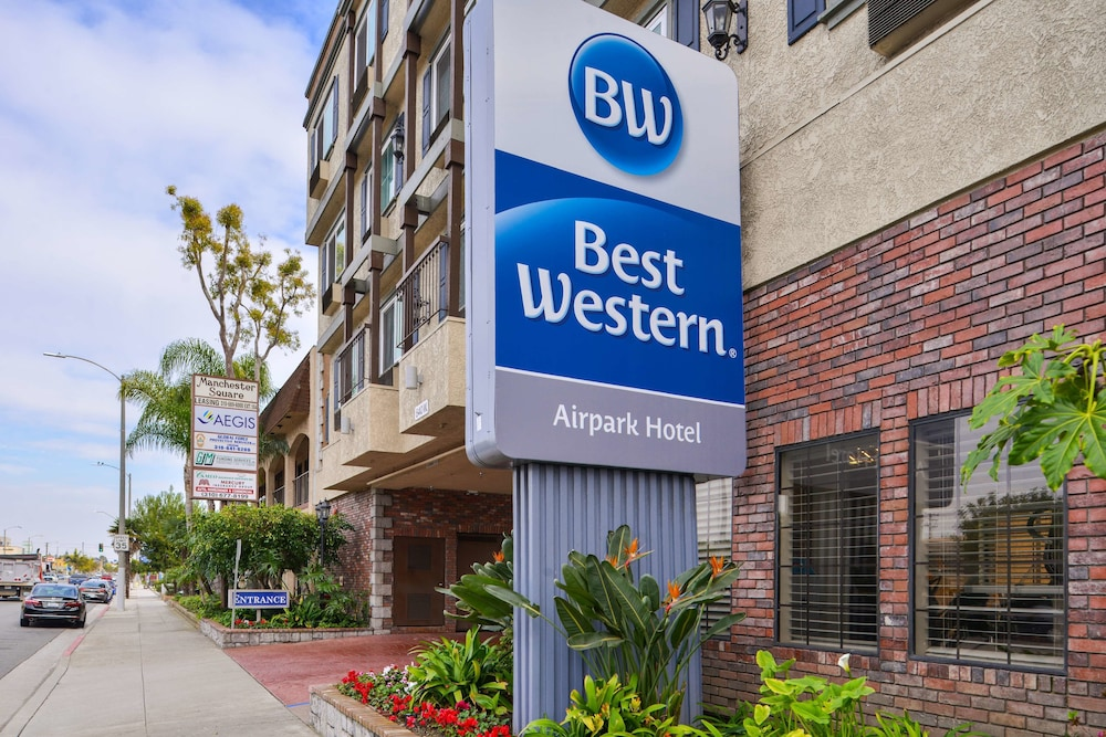 Exterior, Best Western Airpark Hotel-Los Angeles LAX Airport