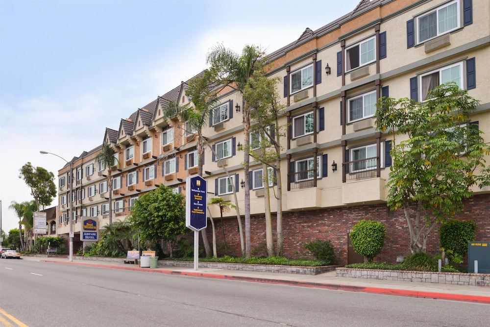 Front of Property, Best Western Airpark Hotel-Los Angeles LAX Airport