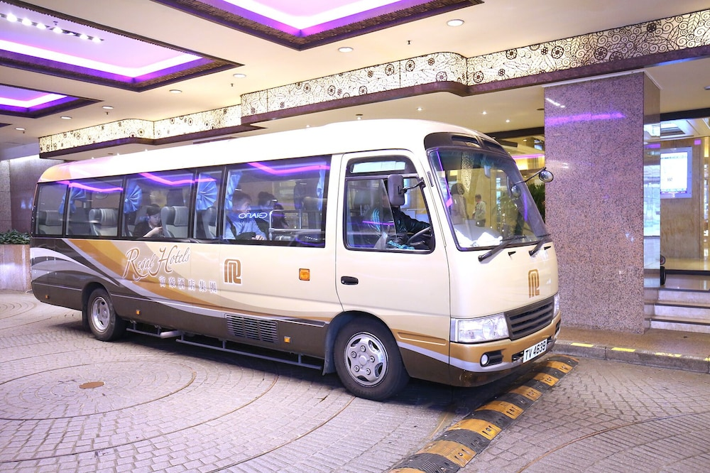 Airport Shuttle, Regal Kowloon Hotel