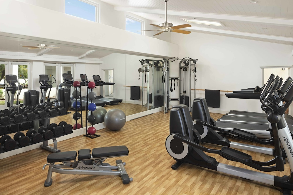 Fitness Facility, The Inn At Rancho Santa Fe, a Tribute Portfolio Hotel