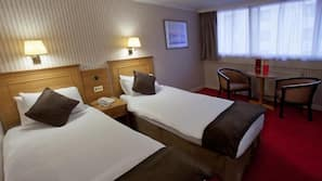 In-room safe, free cots/infant beds, WiFi