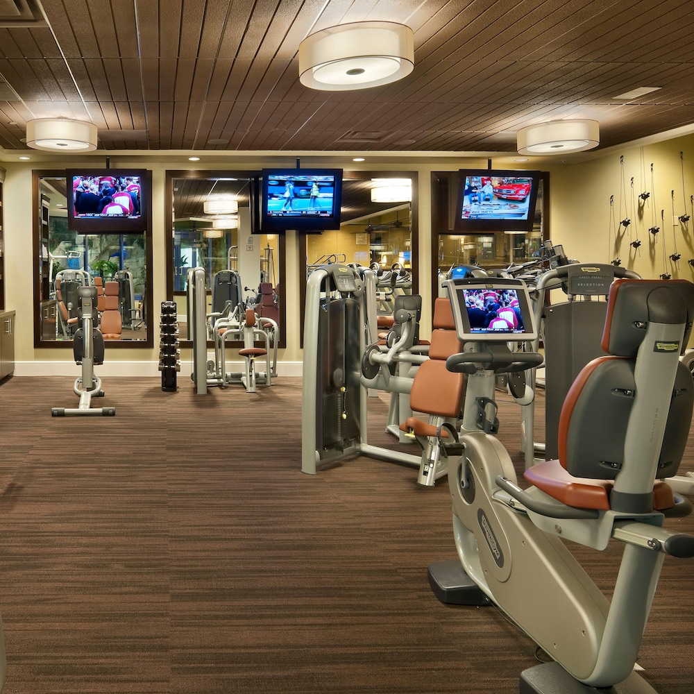 Gym, Atlantis Casino Resort Spa
