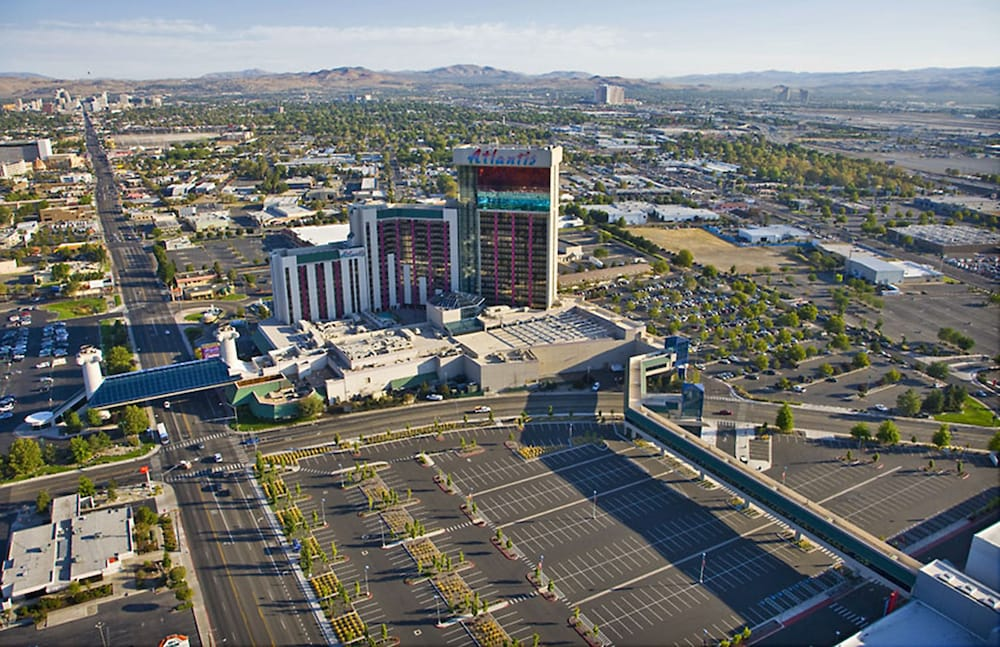 Aerial View, Atlantis Casino Resort Spa