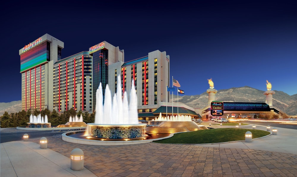 Building design, Atlantis Casino Resort Spa
