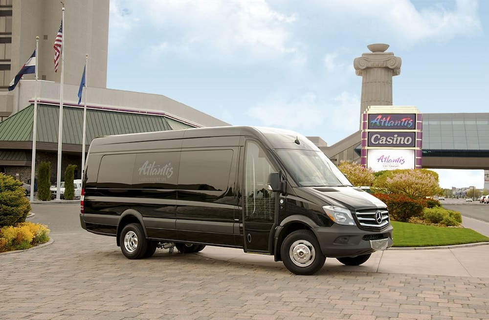 Casino Shuttle, Atlantis Casino Resort Spa