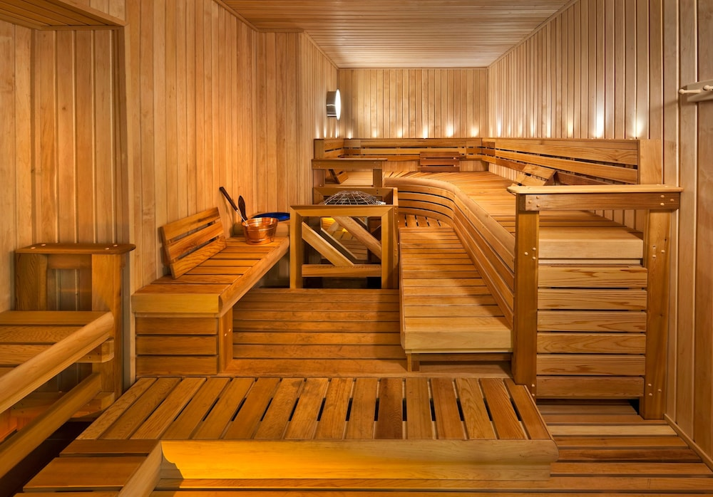 Sauna, Atlantis Casino Resort Spa