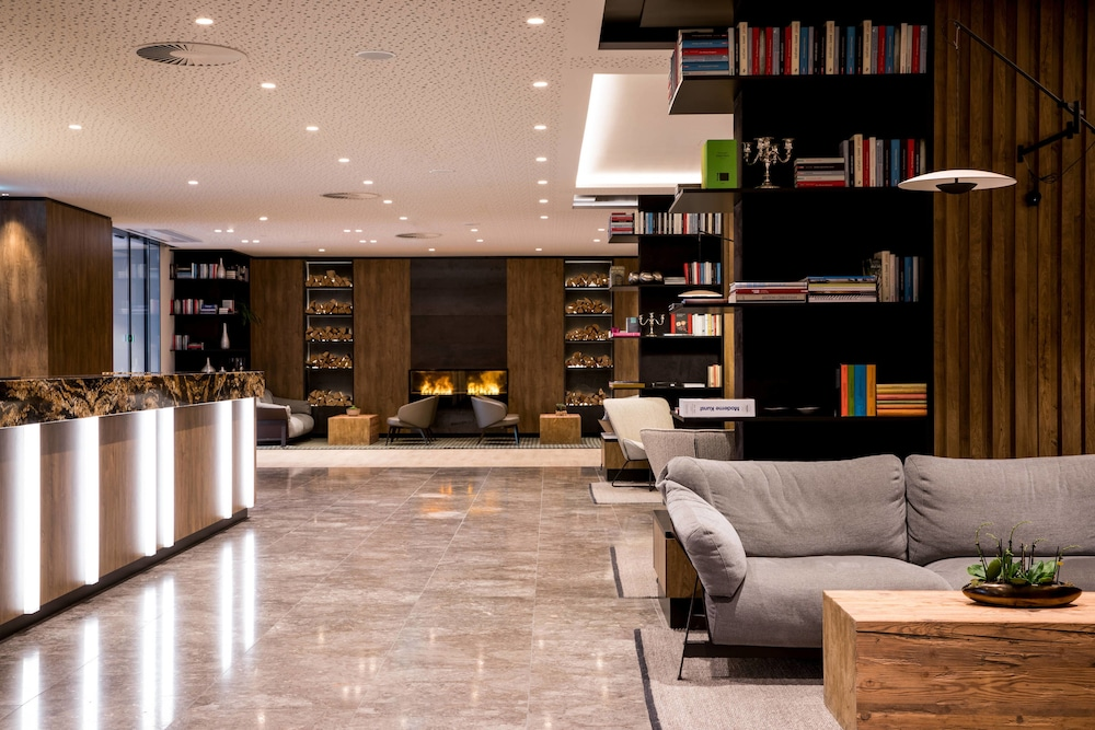 Lobby, AC Hotel by Marriott Innsbruck