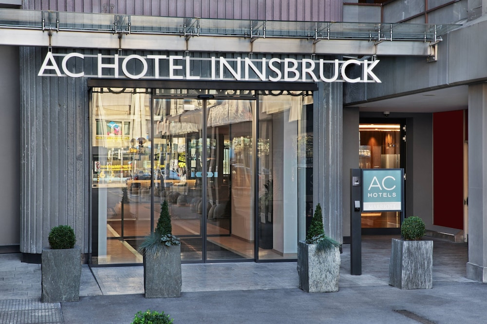 Exterior, AC Hotel by Marriott Innsbruck