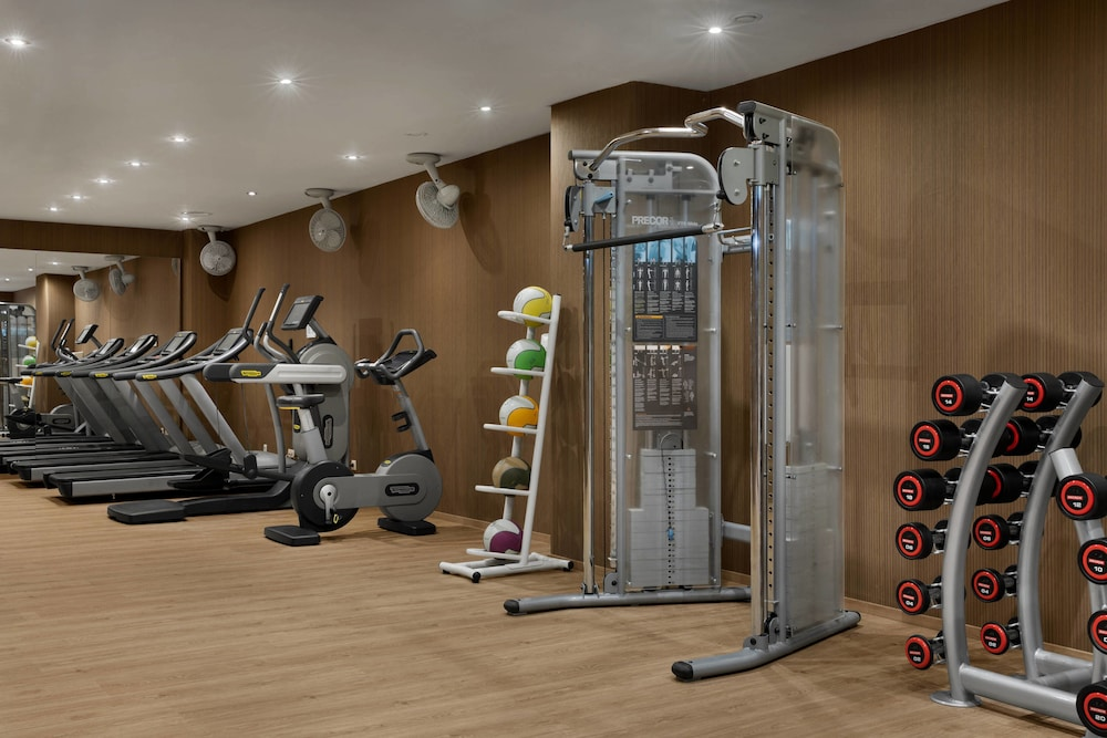 Sports Facility, AC Hotel by Marriott Innsbruck