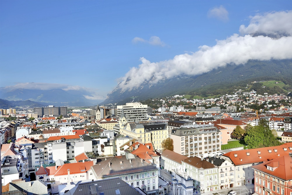 View from Room, AC Hotel by Marriott Innsbruck