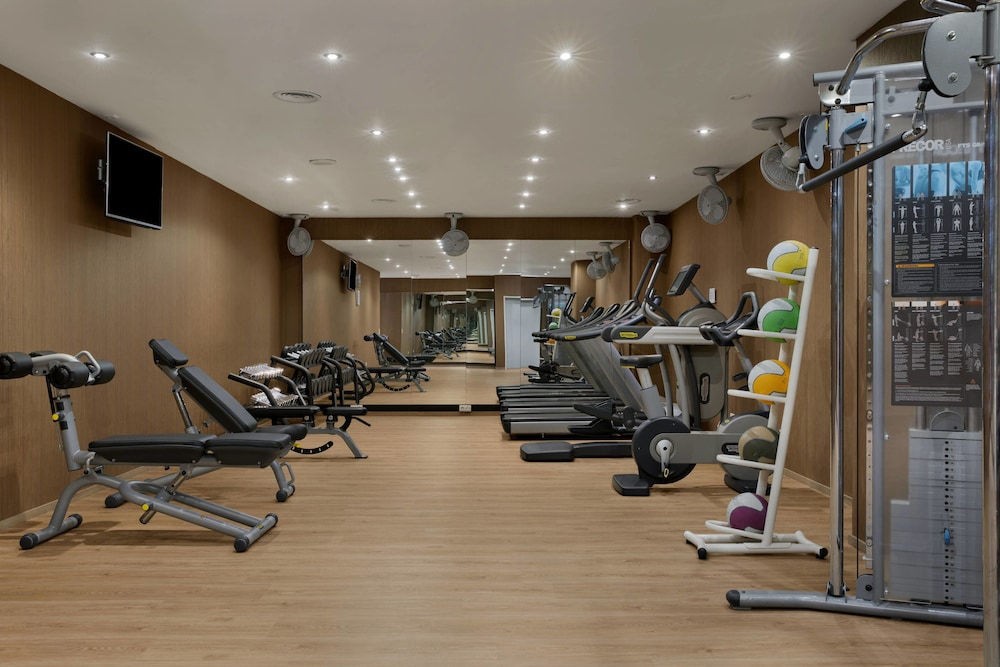 Fitness Facility, AC Hotel by Marriott Innsbruck