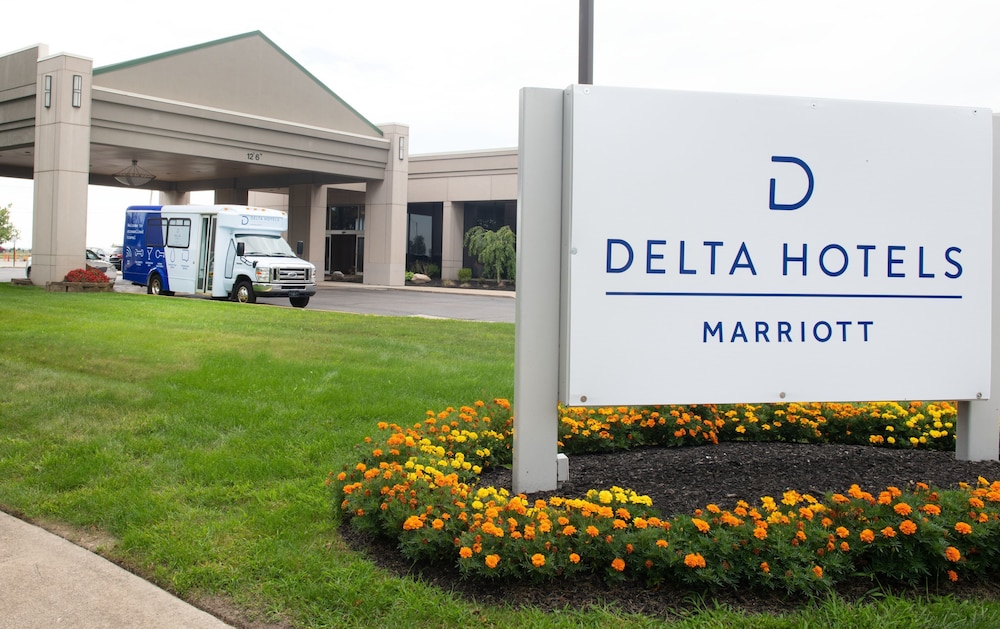Delta Hotels by Marriott Detroit Metro Airport (Romulus, USA