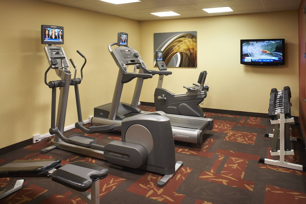 Fitness Facility, Courtyard by Marriott Toledo Airport Holland